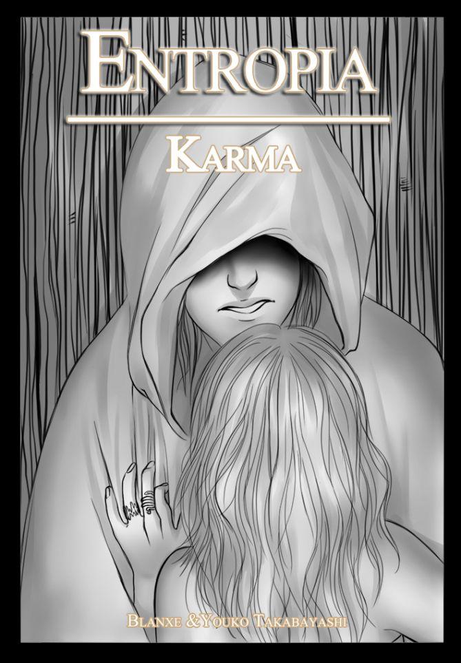 Prequel :: Karma - Cover