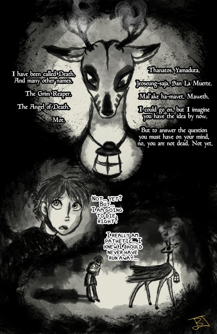 The Reaper's Cabin - 7