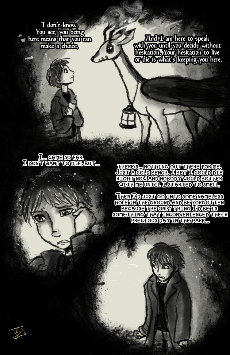 The Reaper's Cabin - 8