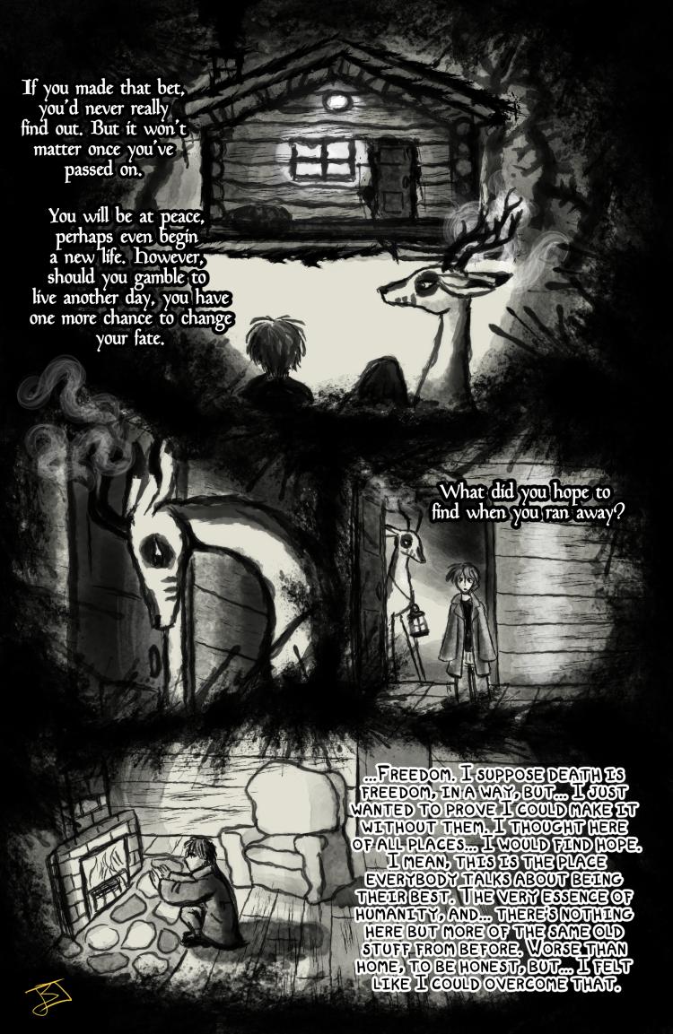 The Reaper's Cabin - 9