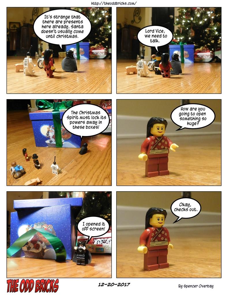 Presence of Presents