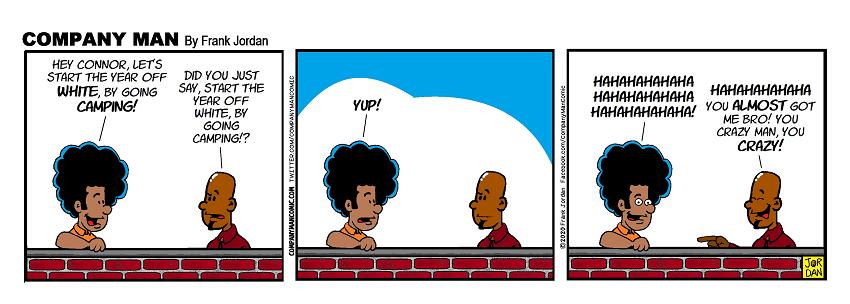 NEW comic, #NewYear!