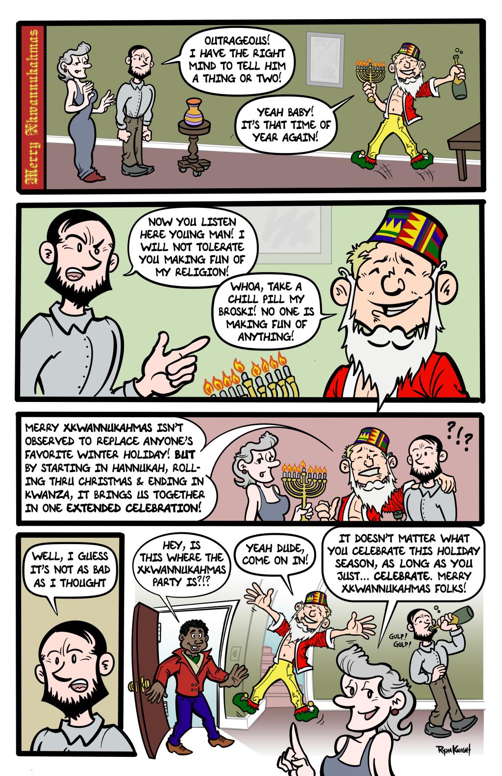 Merry XKWANNUKAHMAS Page 1