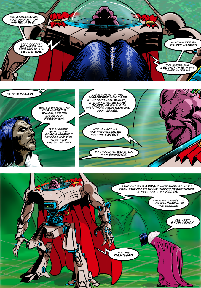 prince of the Astral Kingdom chapter 2 pg 5