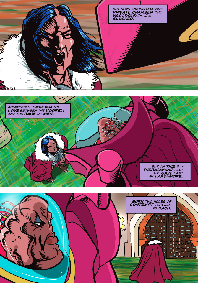 prince of the Astral Kingdom chapter 2 pg 6