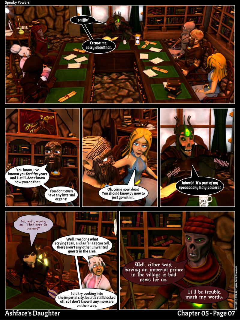 05-07 Spooky Powers