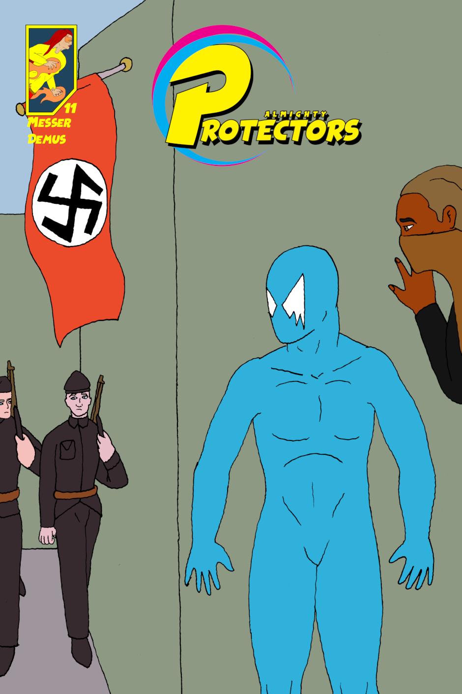 Cover: issue 11 - Nazis und der Widerstand