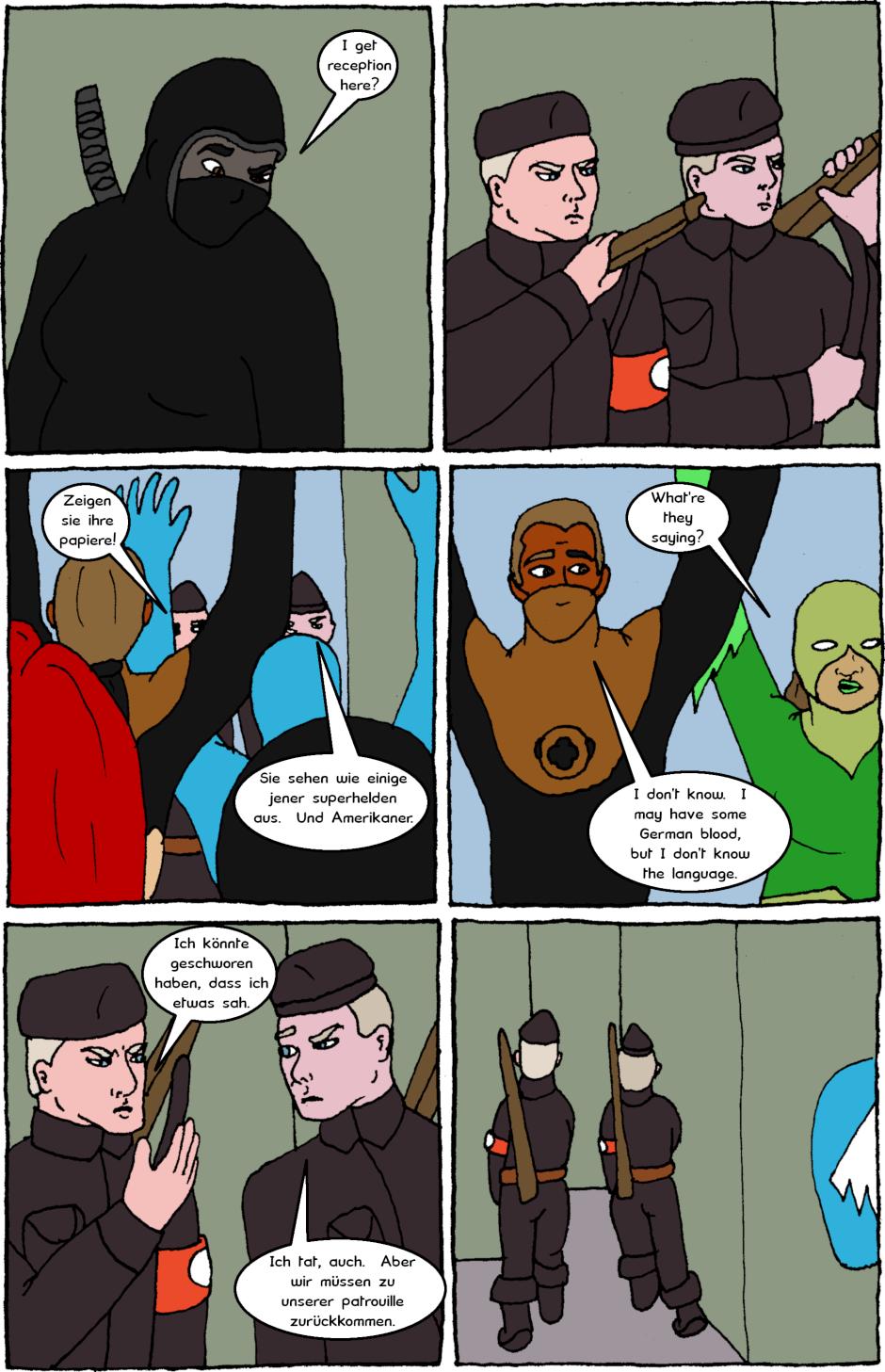 Page 4: issue 11 - Nazis und der Widerstand