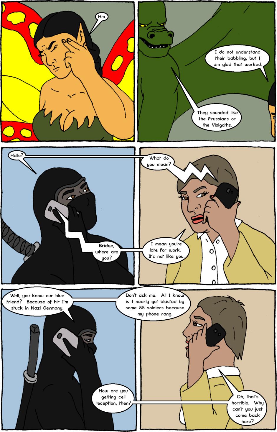 Page 5: issue 11 - Nazis und der Widerstand