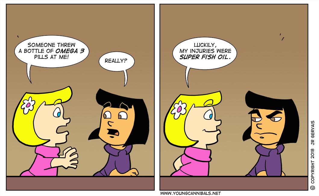 Corny Jokes #1