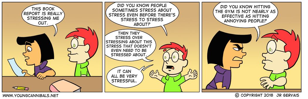 Stress is a Killer
