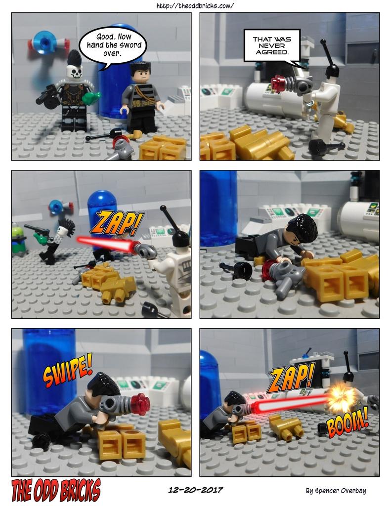 Lazer Mission