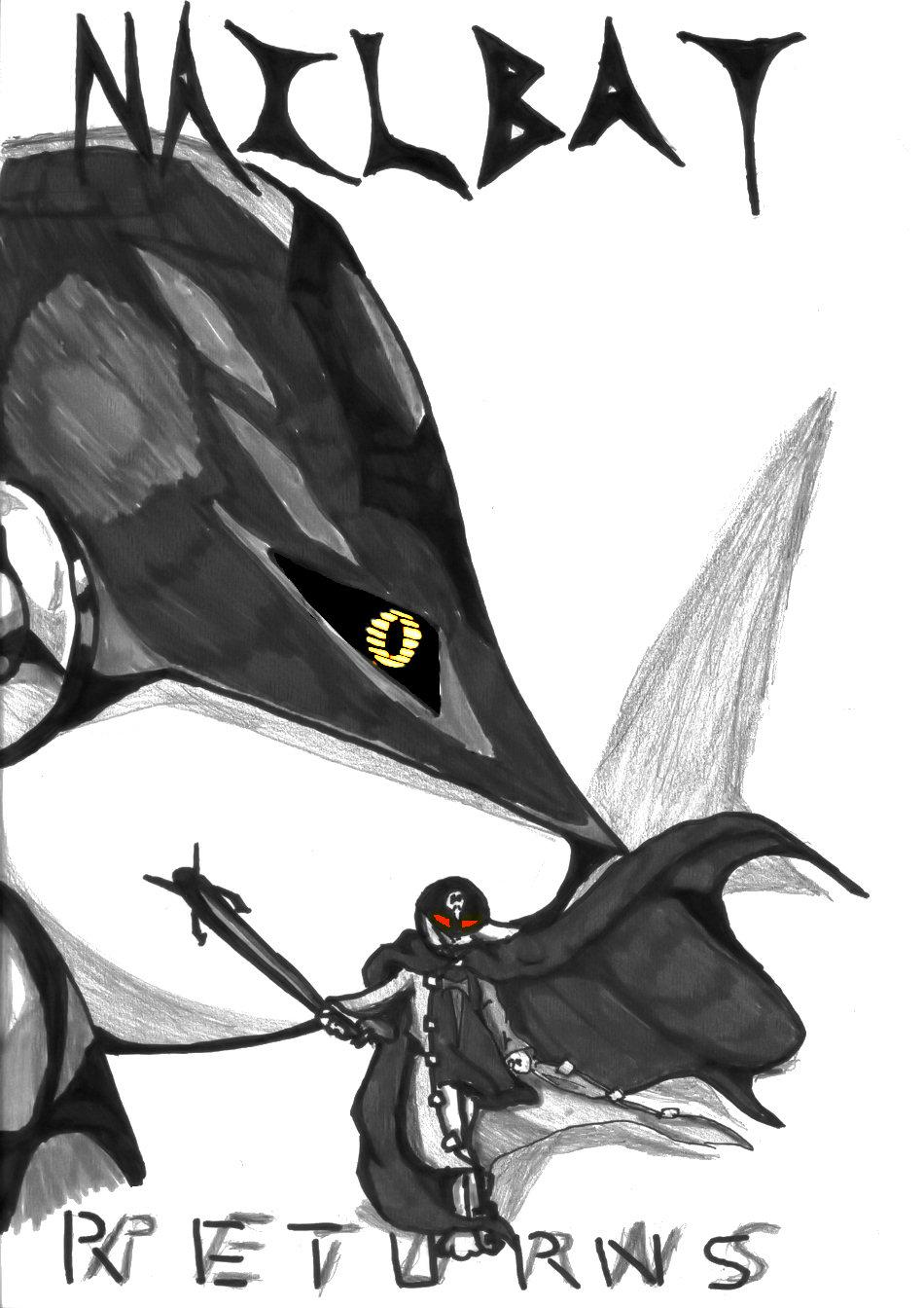 Nailbat Returns Cover