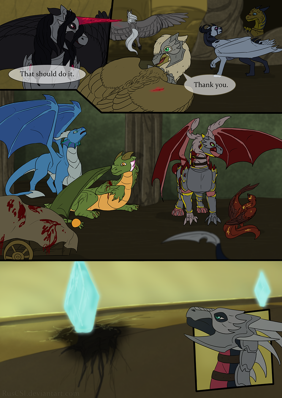 End of the Tunnel - page 2
