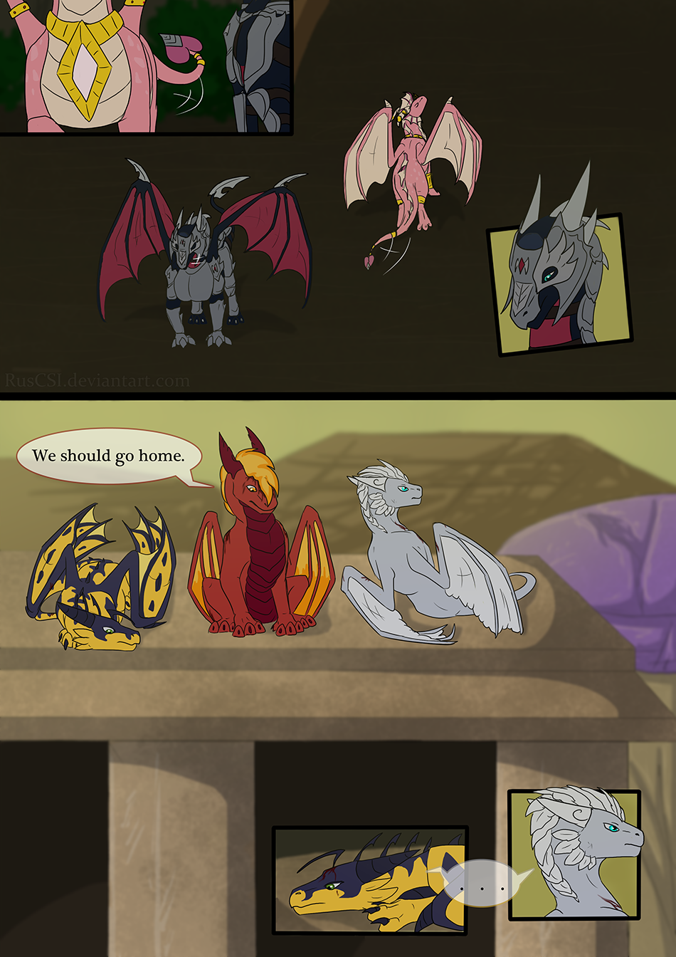 End of the Tunnel - page 5