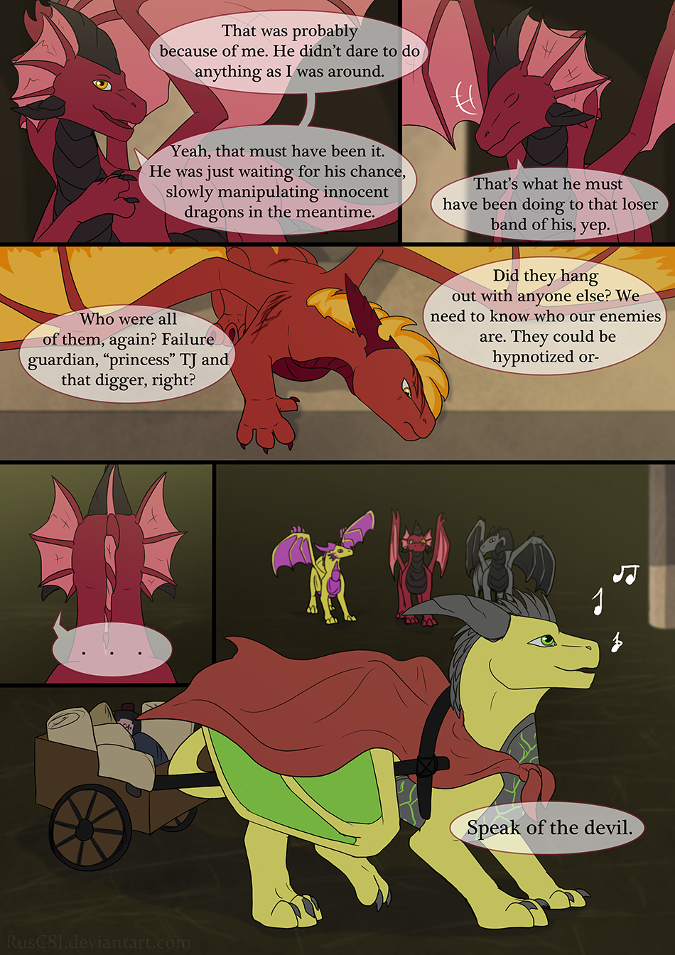 End of the Tunnel - page 7