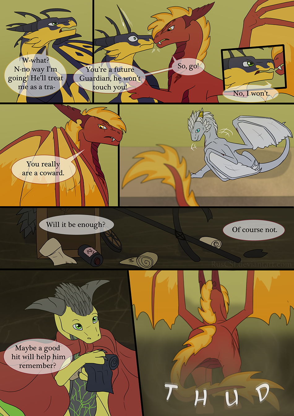 End of the Tunnel - page 9