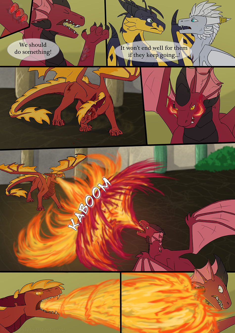 End of the Tunnel - page 11