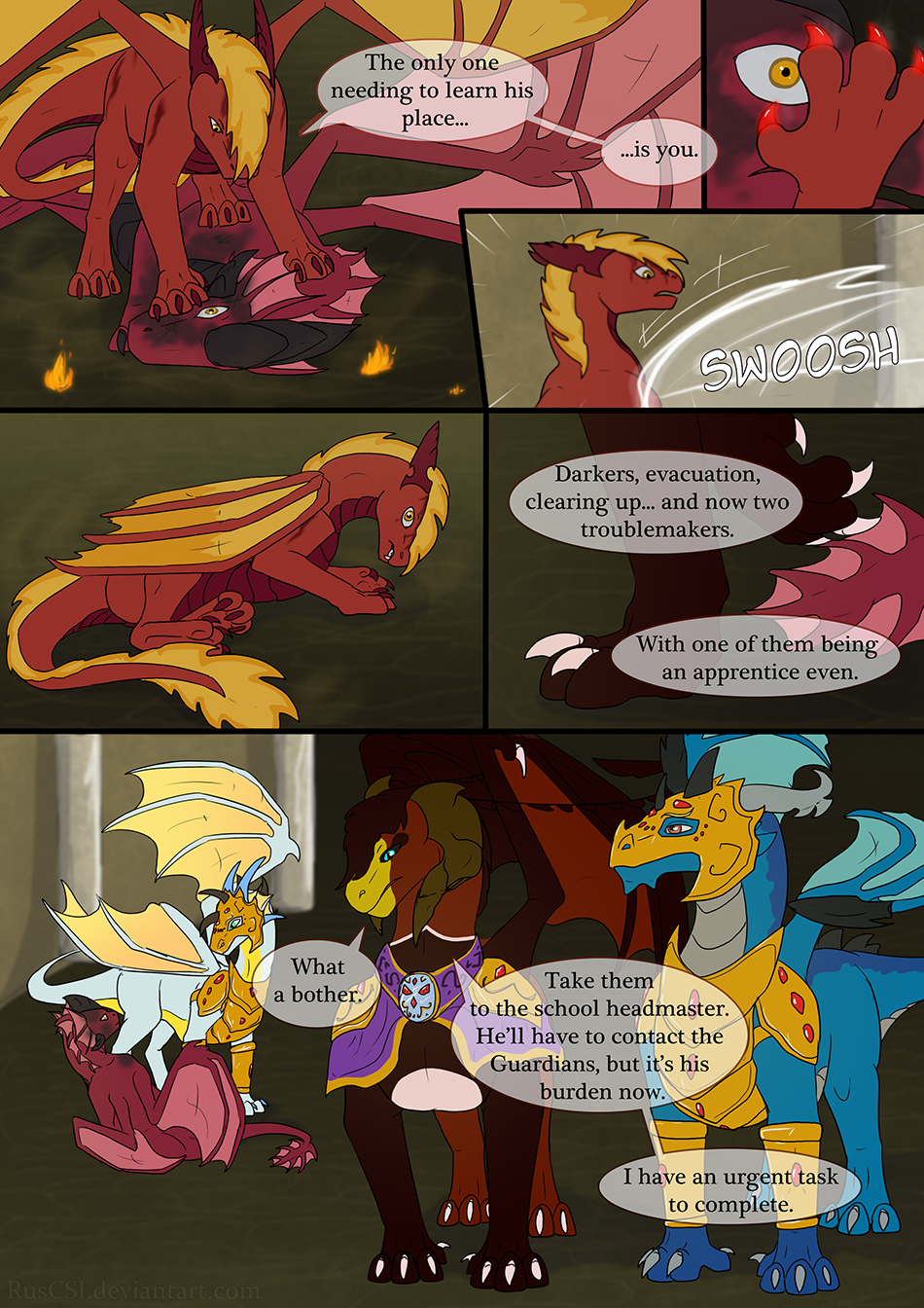 End of the Tunnel - page 12