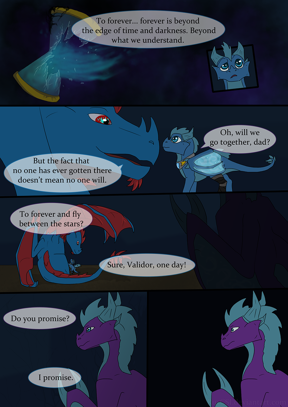 End of the Tunnel - page 19