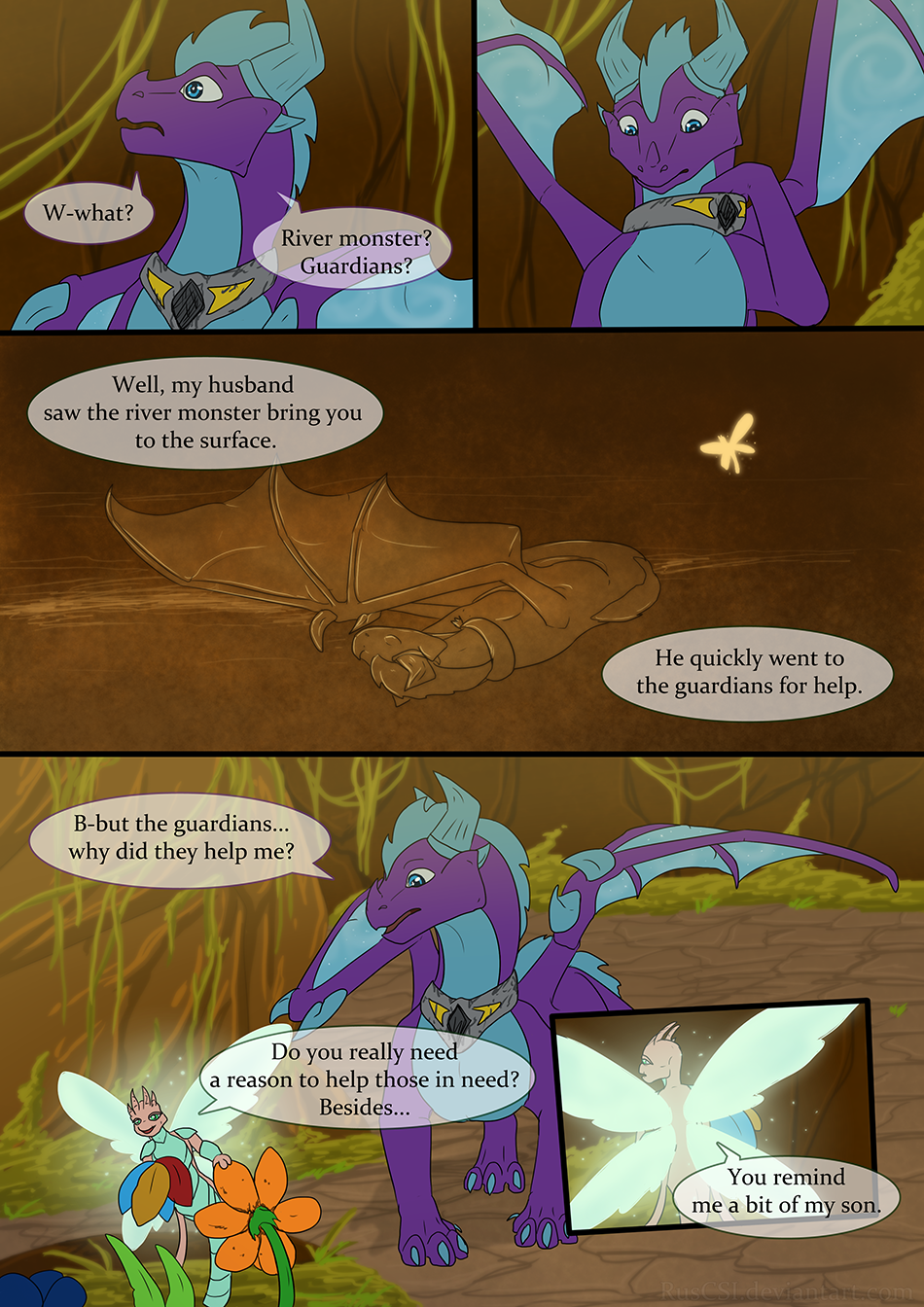 End of the Tunnel - page 27