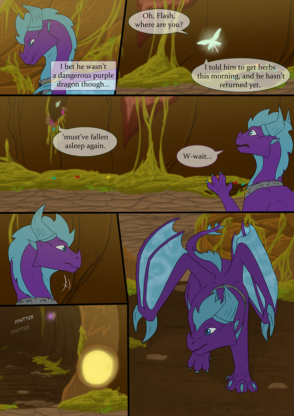 End of the Tunnel - page 28