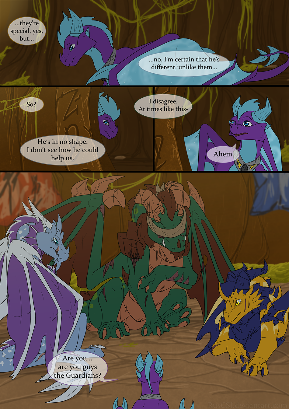 End of the Tunnel - page 29