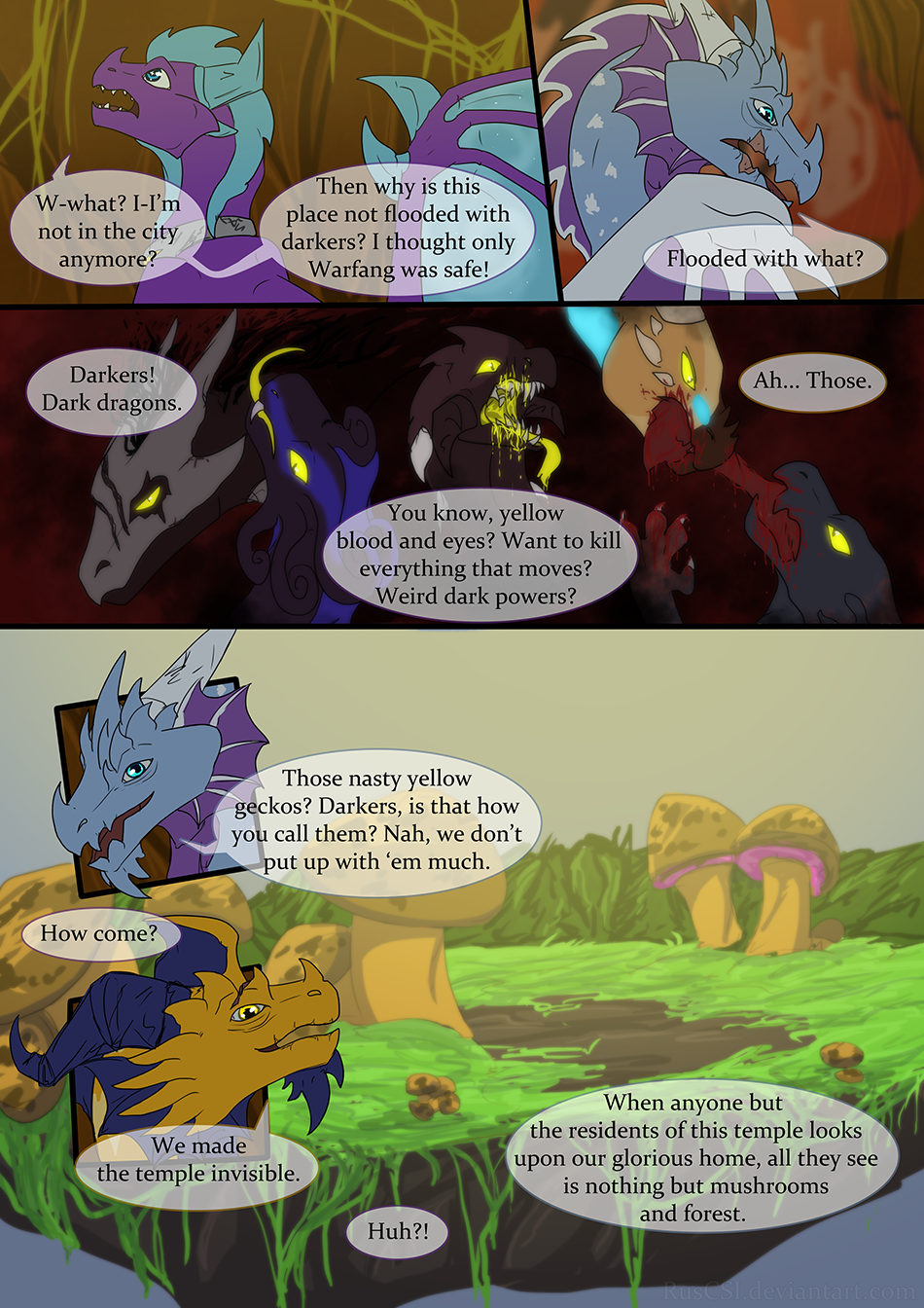 End of the Tunnel - page 31