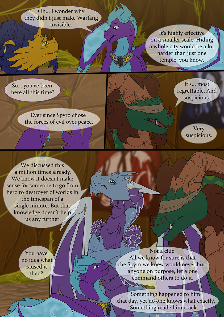End of the Tunnel - page 32