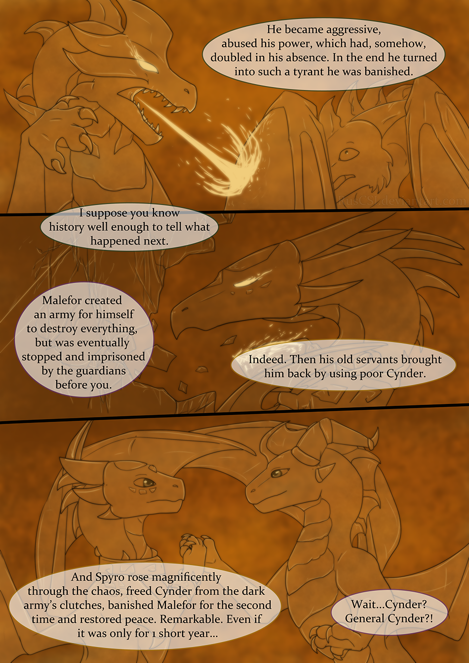 End of the Tunnel - page 35