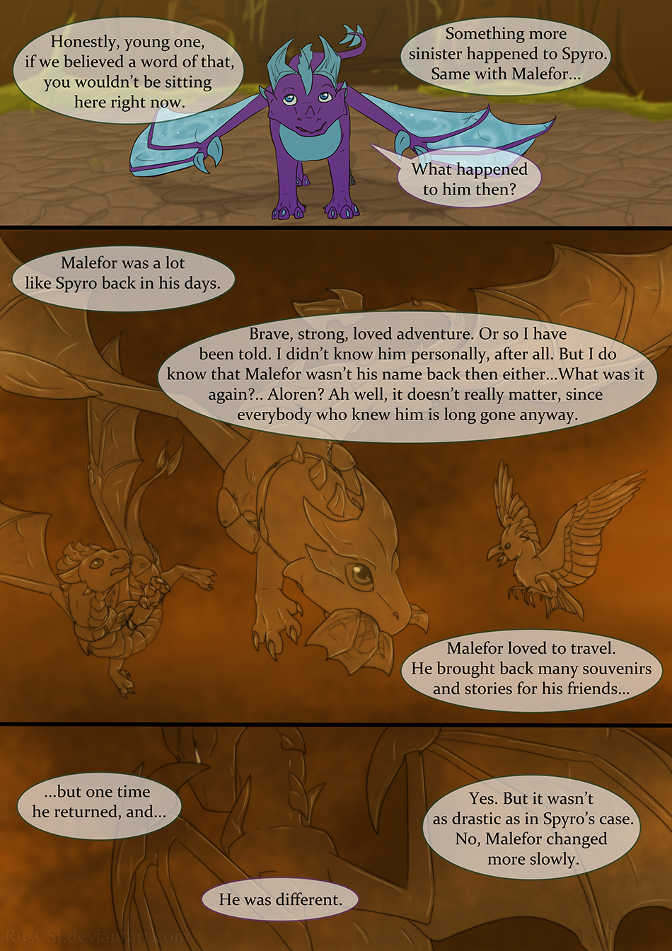 End of the Tunnel - page 34