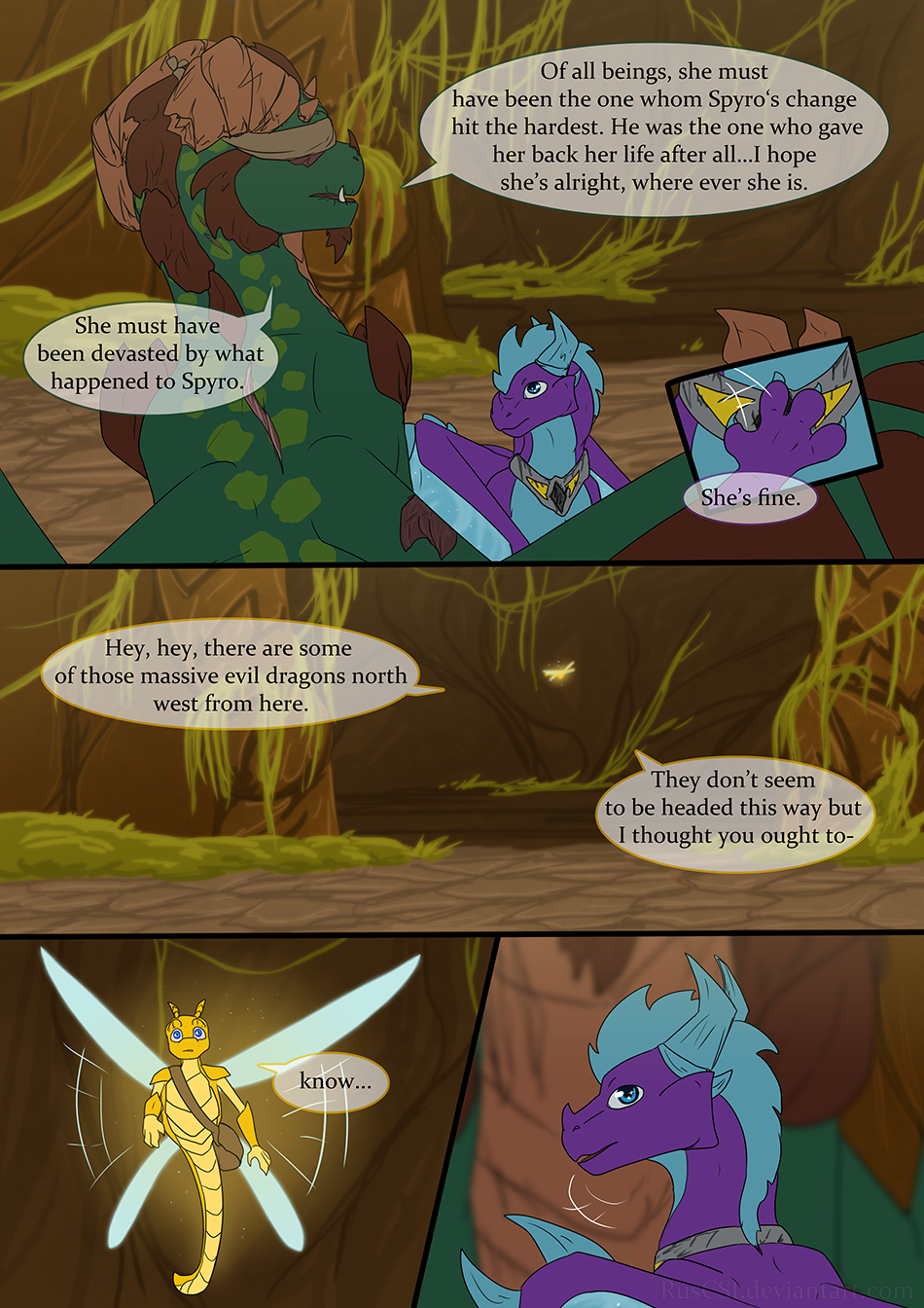 End of the Tunnel - page 37