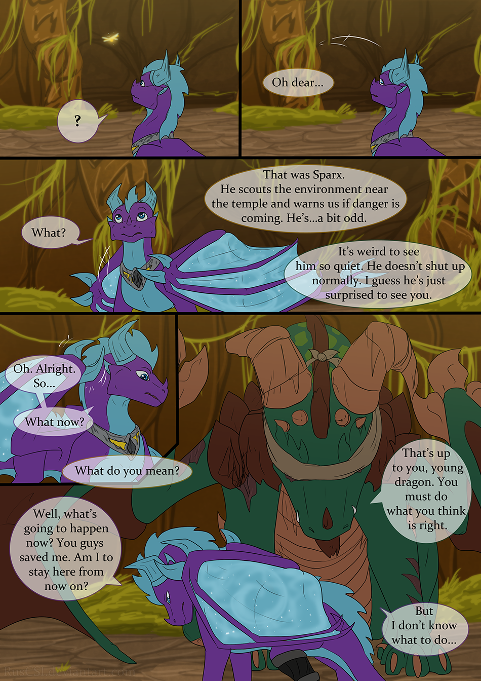 End of the Tunnel - page 38