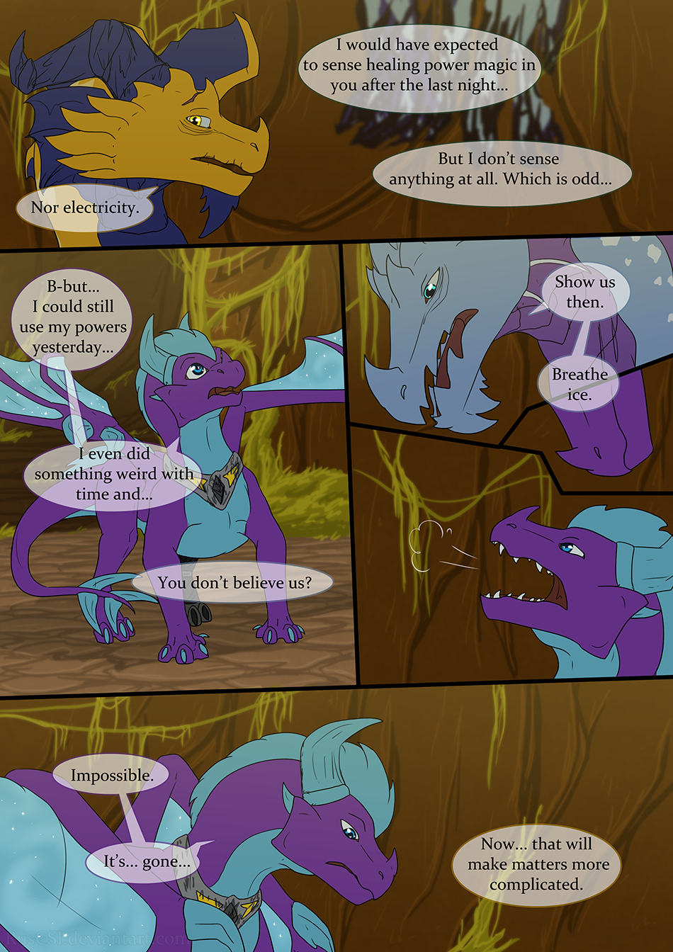 End of the Tunnel - page 40