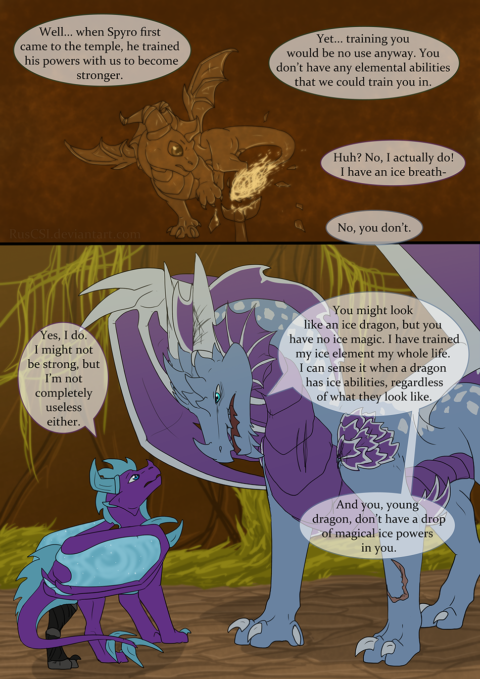 End of the Tunnel - page 39