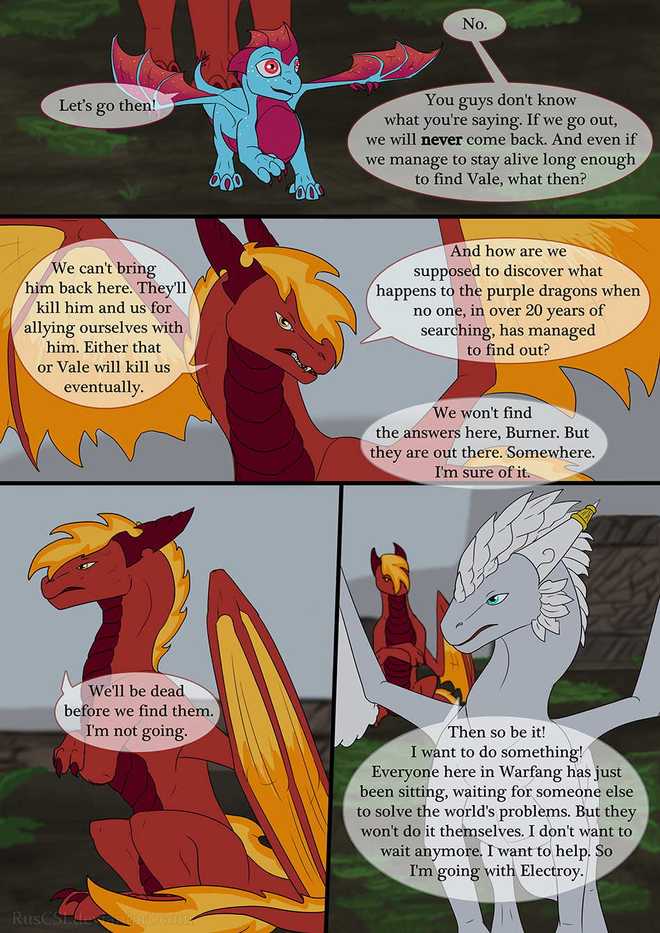End of the Tunnel - page 57