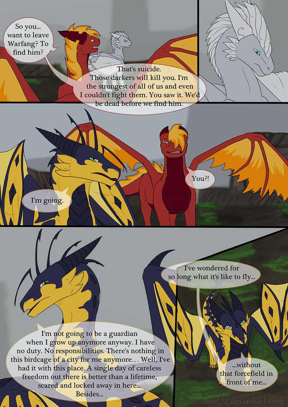 End of the Tunnel - page 56
