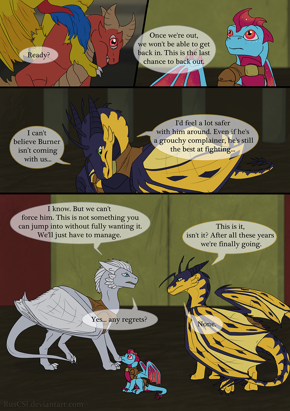 End of the Tunnel - page 60