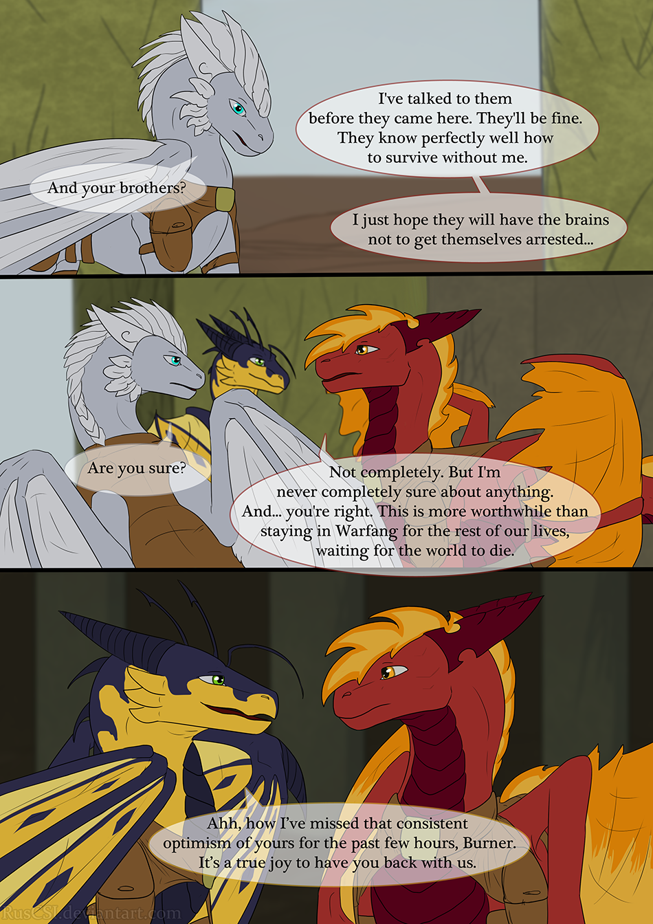 End of the Tunnel - page 62