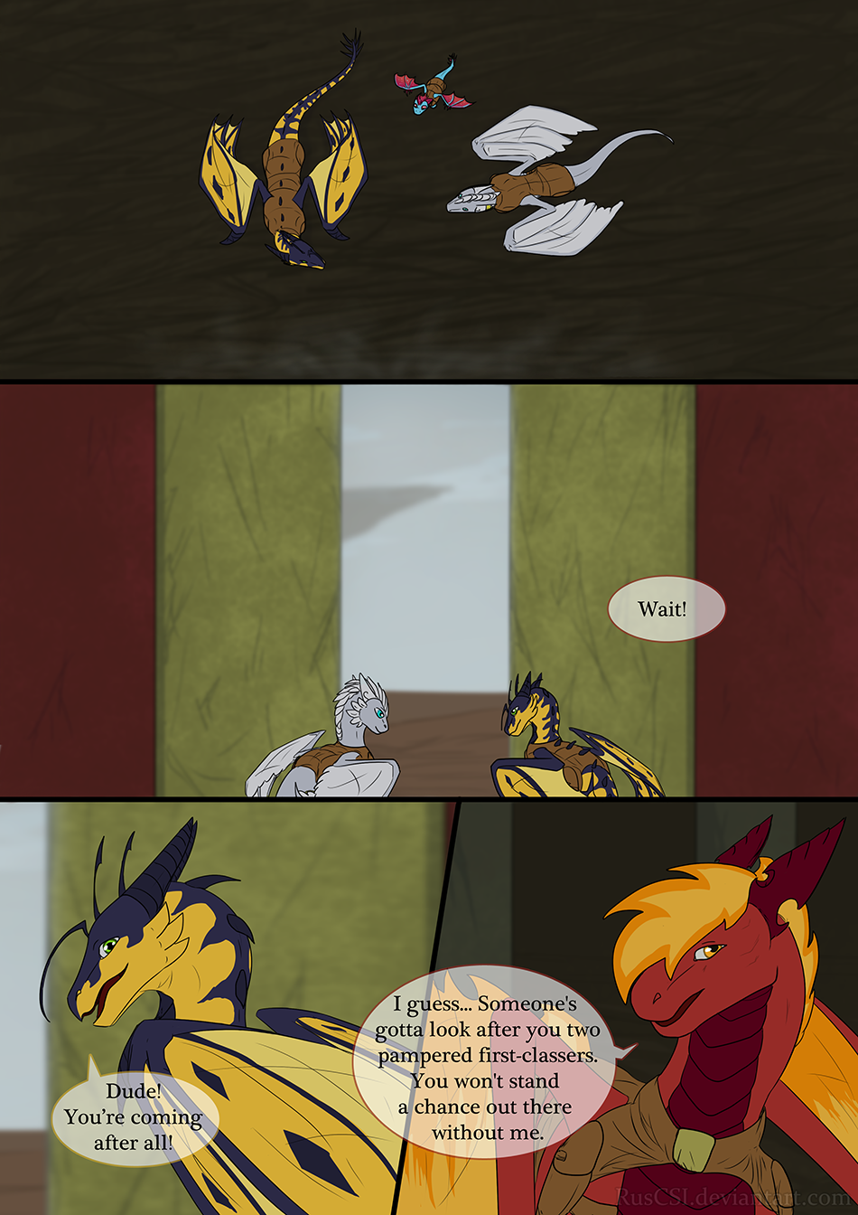 End of the Tunnel - page 61