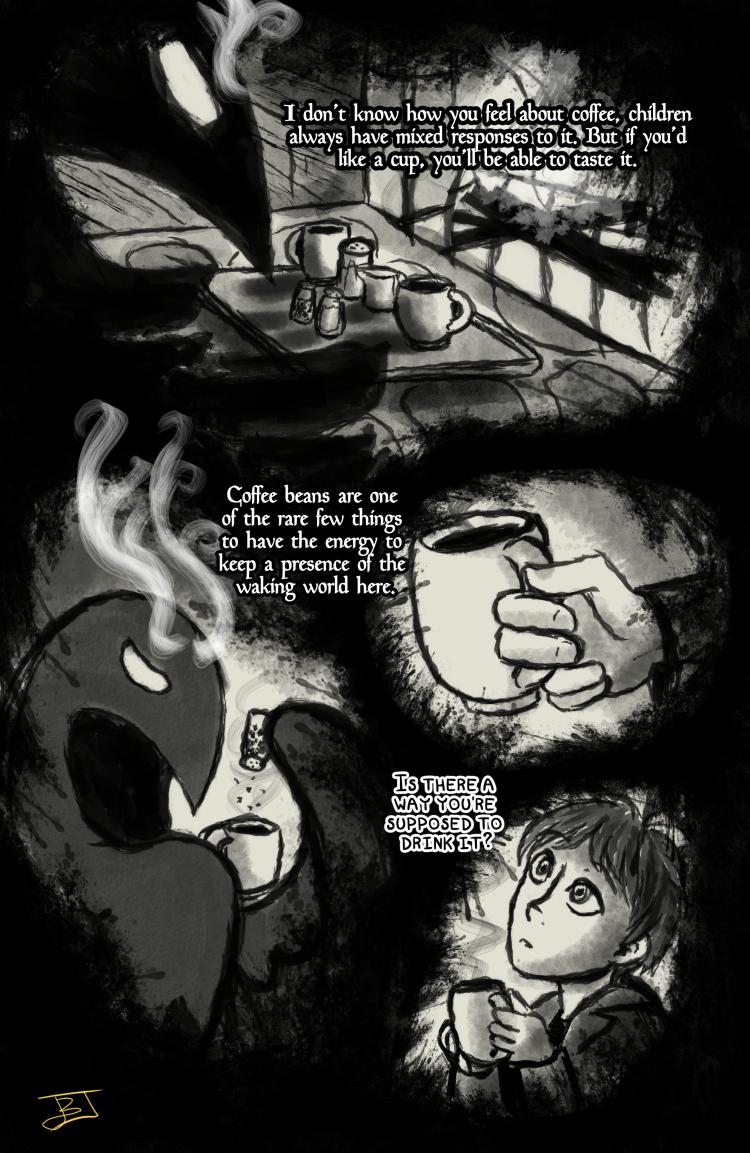 The Reaper's Cabin - 12