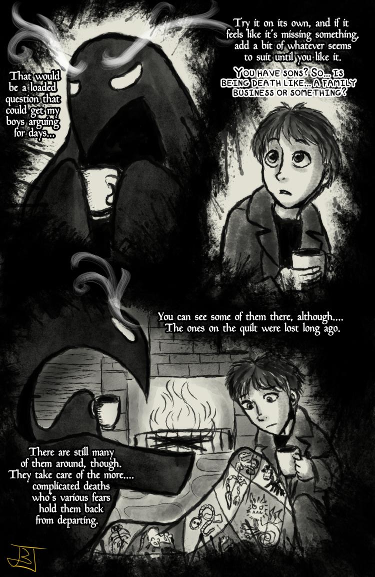 The Reaper's Cabin - 13