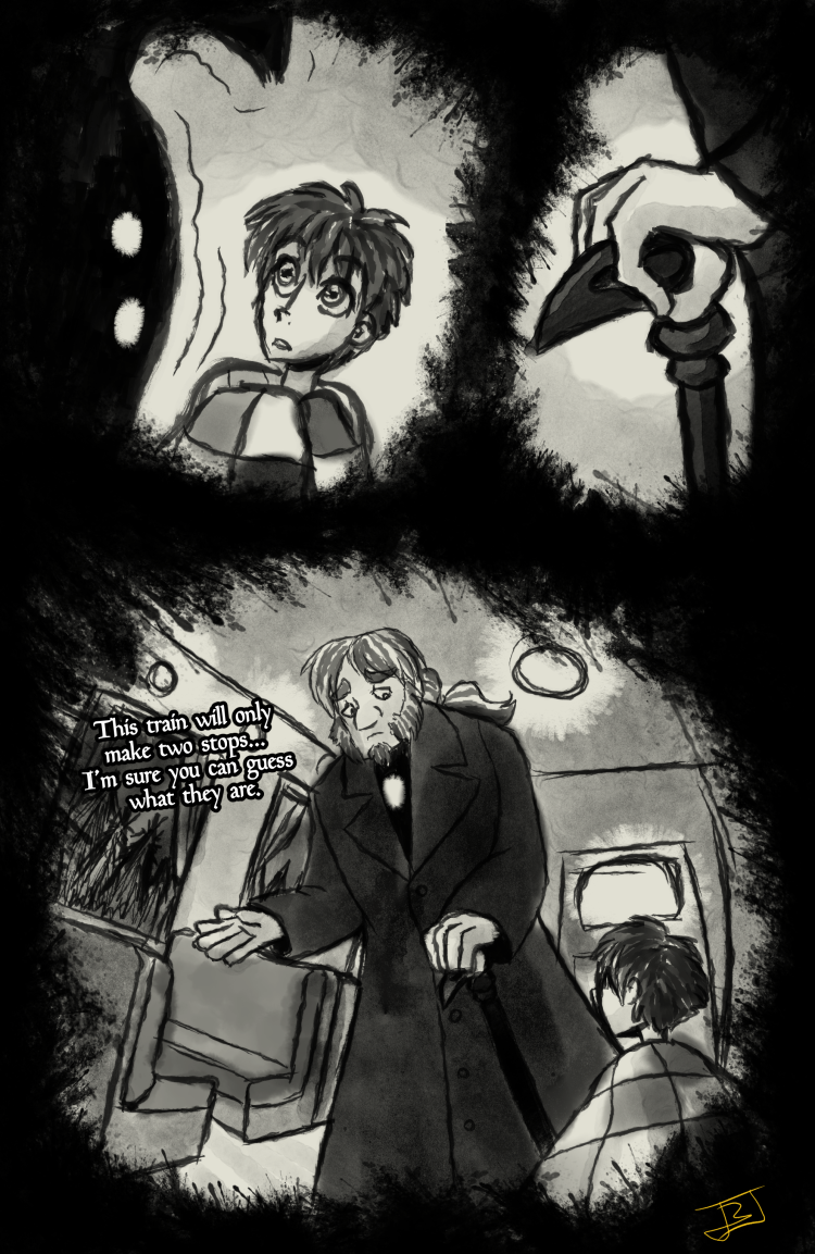 The Reaper's Cabin - 17