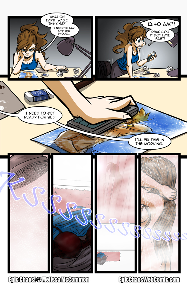 Epic Chaos! Chapter 1 Page 33