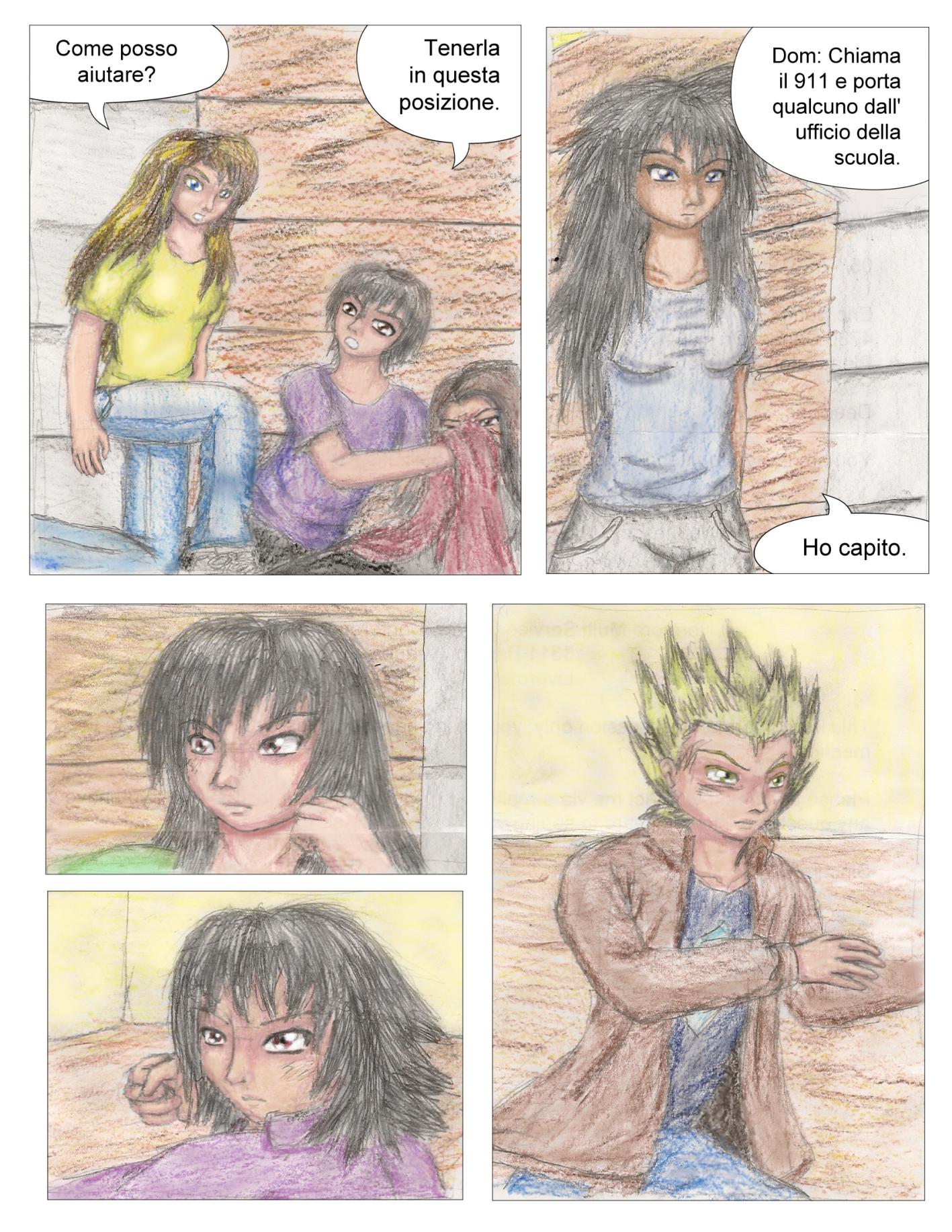 Demon Hunters Capitolo 3 Pagina 11