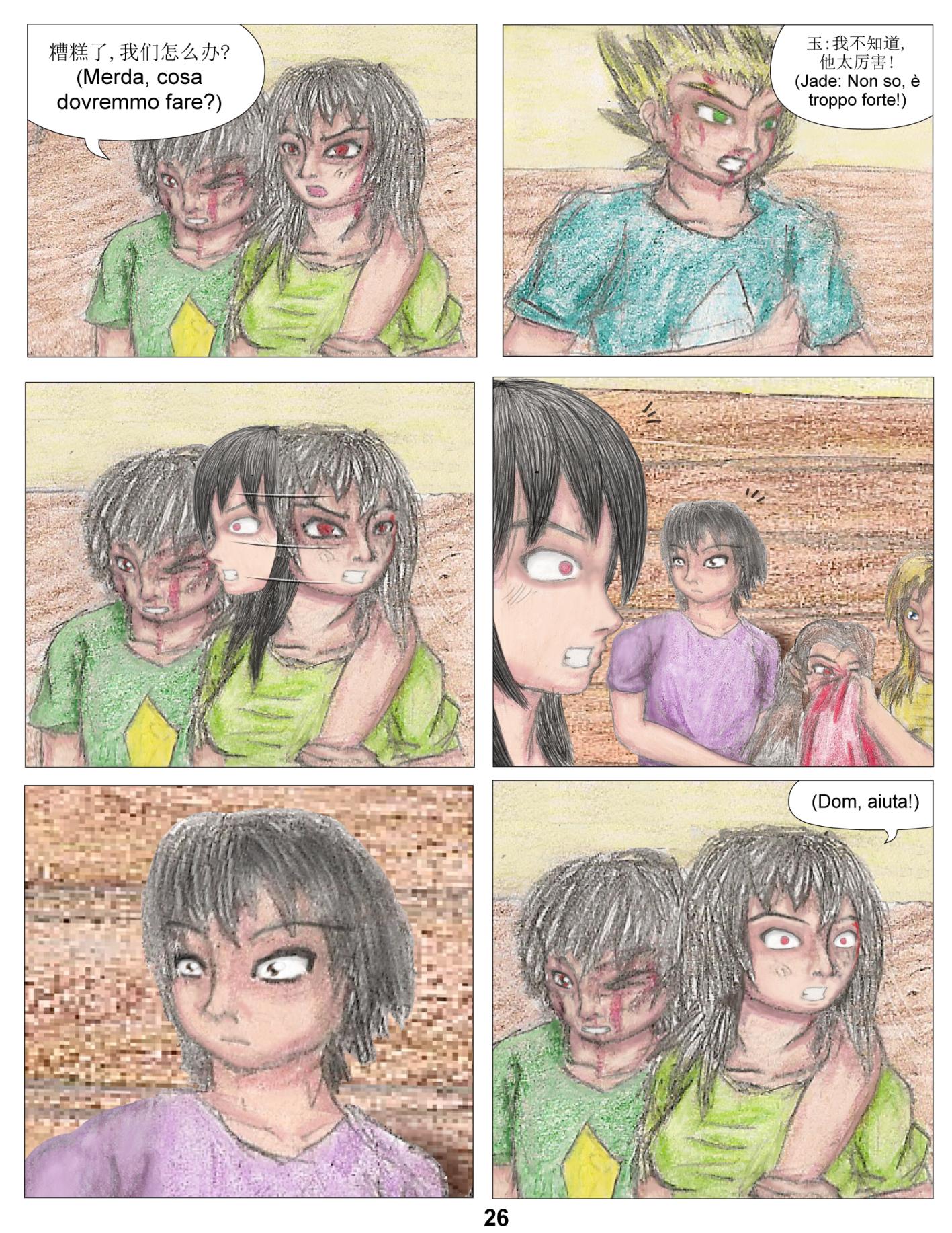 Demon Hunters Capitolo 3 Pagina 26