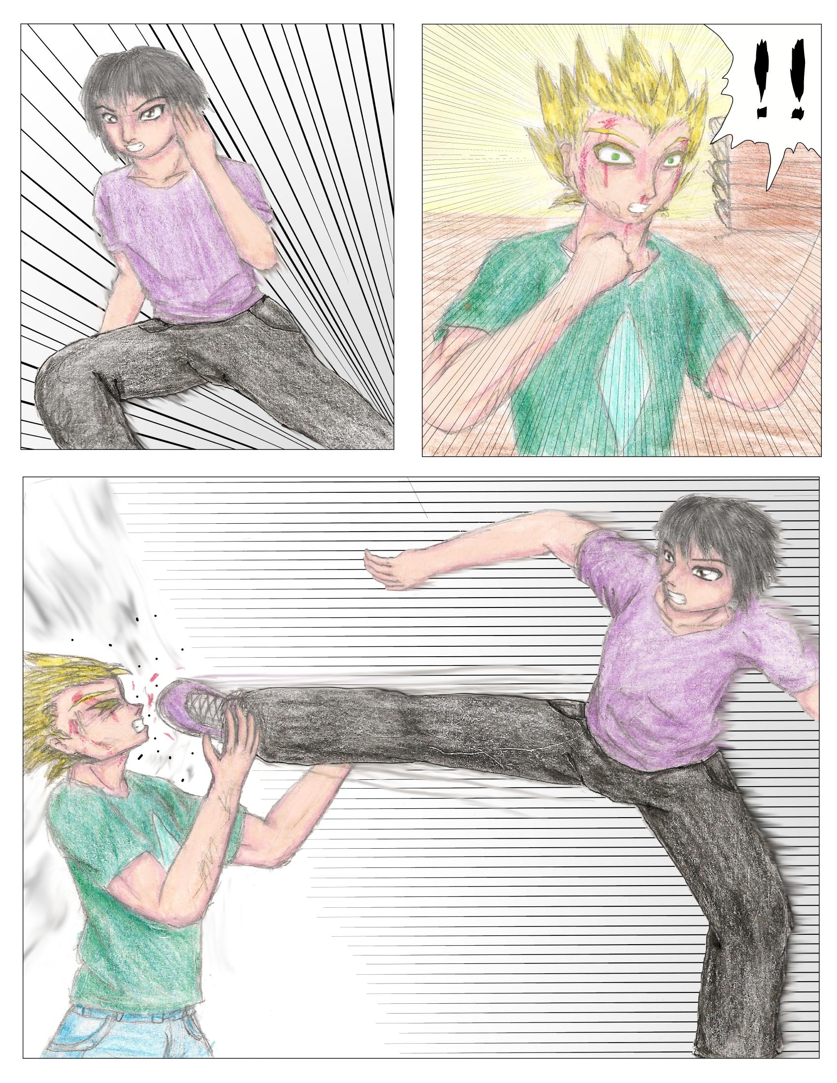 Demon Hunters Capitolo 3 Pagina 28