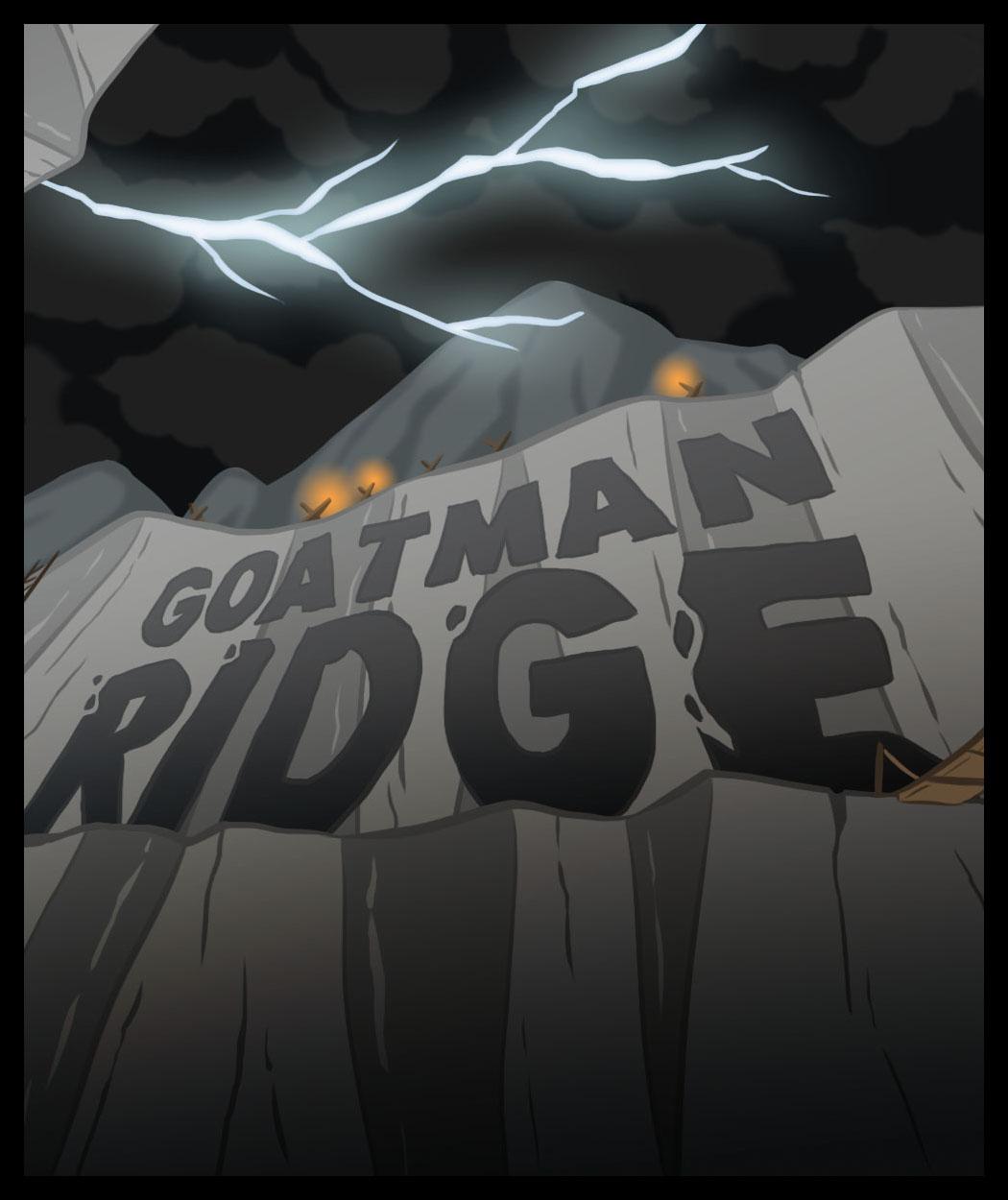 Goatman Ridge