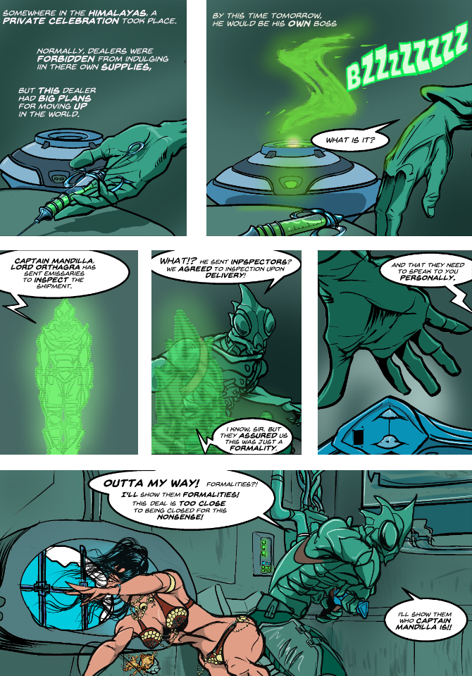 Prince of the Astral Kingdom chapter 2 pg 8