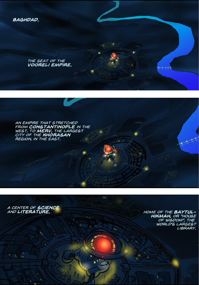 Prince of the Astral Kingdom Chapter 1 pg 35